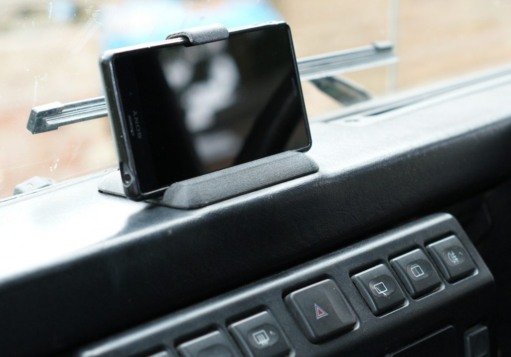 Land Rover phone Holder
