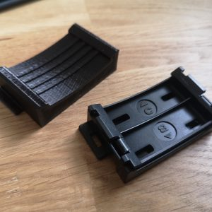 ICOM AD-99 Battery Spacer